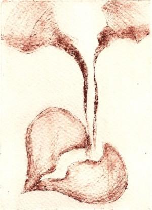Táto nádherná ilustrácia, patrí veľmi veľmi talentovanému dievčaťu - Silvii Bulavovej